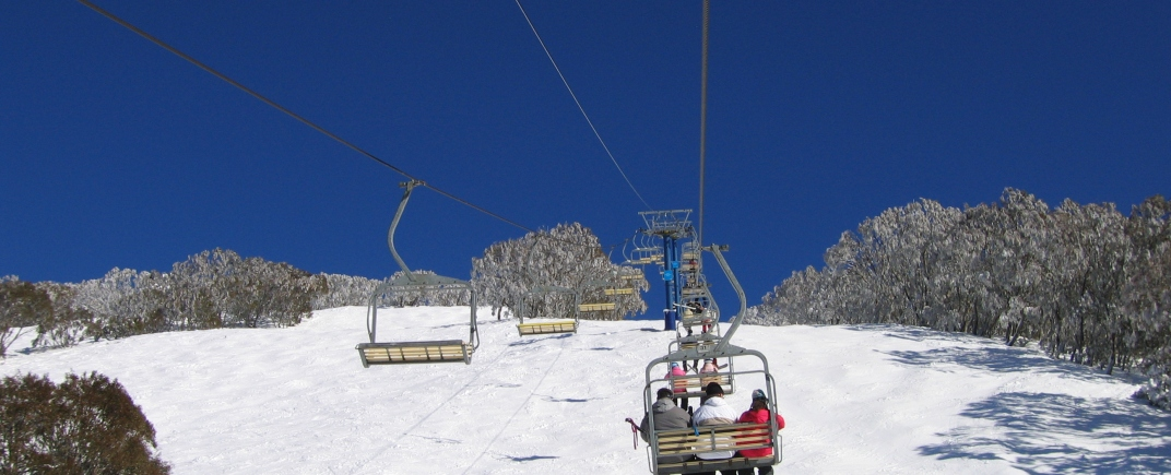 Blue Ribbon, Blue Skies, Mt Hotham