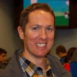 Snowmetrics founder Andrew Snow